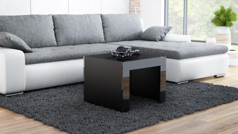 Cama TESS60 CZ/CZ kavos staliukas, staliukas prie lovos, kitas mažas staliukas Kvadratinė 2 kojos
